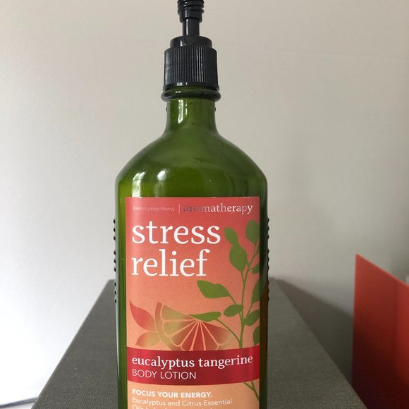 Bath and Body Works lotion and body cream